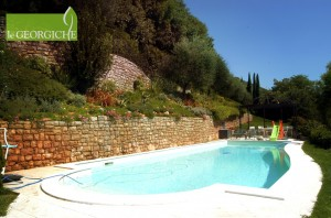 Piscine private interrate