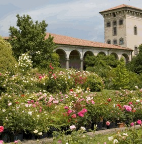 Castello Quistini giardini